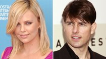 Charlize Theron bandelt mit Tom Cruise an
