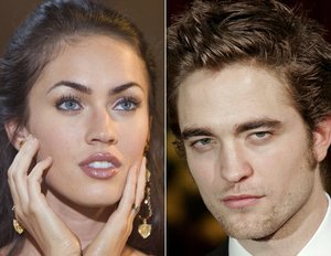 Megan Fox kuschelt mit Robert Pattinson