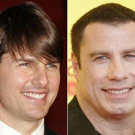 Cruise und Travolta drehen Western