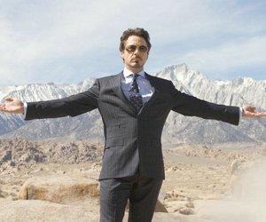 Iron Man kämpft gegen Aliens und Indianer
