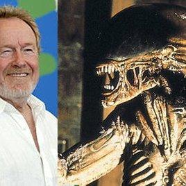 """Ridley Scott und sein Projekt """"Alien"""""""