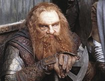 "Gimli will in ""The Hobbit"" ein Elb sein"