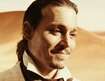 "Johnny Depp doch in ""Don Quixote"""