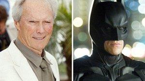 Eastwood als Batman geplant