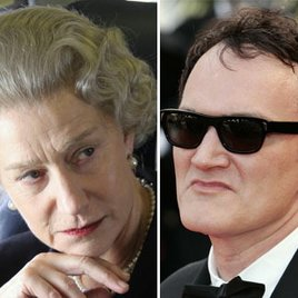 Tarantino umgarnt Helen Mirren