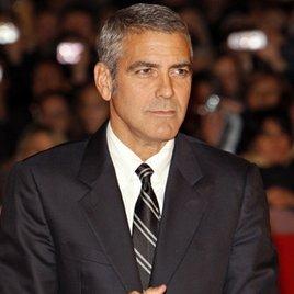 Clooney stiehlt Golden Globe