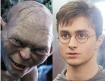 Harry Potter vs. Der Herr der Ringe