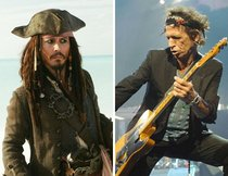 Johnny Depp: Doku über Piratenboss Richards