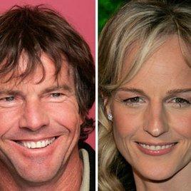 """Dennis Quaid & Helen Hunt in """"Soul Surfer"""""""