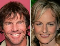 "Dennis Quaid & Helen Hunt in ""Soul Surfer"""