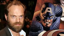 Hugo Weaving massakriert Captain America