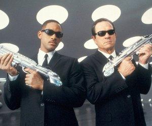 """Will Smith und Tommy Lee Jones fix für """"Men in Black 3"""""""