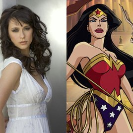 Jennifer Love Hewitt will Wonder Woman