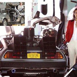 """""""Zurück in die Zukunft""""-DeLorean fährt wieder"""