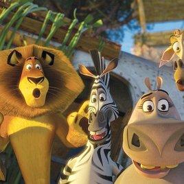 """Madagascar 3"": Alex, Marty, Gloria & Melman wollen zurück nach New York"