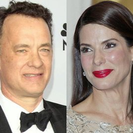 """Sandra Bullock und Tom Hanks sollen """"extrem laut"""" werden"""