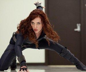 """Scarlett Johansson mit """"Black Widow""""-Solo"""