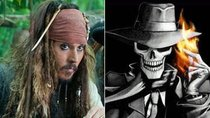 "Johnny Depp spielt ""Skulduggery Pleasant""?"