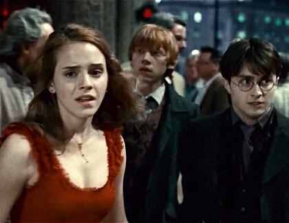 Harry Potter 7 Emma Watson Tut Sich Schwer Beim Nachdreh Zu Teil 2 Kino De