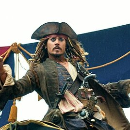 """""""Fluch der Karibik"""": Johnny Depp liebt Narrenfreiheit bei Jack Sparrow"""