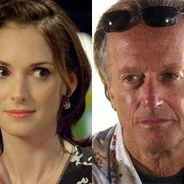 Winona Ryder fürchtet Al-Qagoogle, Peter Fonda findet Leiche