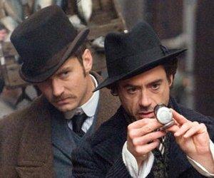 """Robert Downey Jr. trägt Frauenkleider in """"Sherlock Holmes 2"""""""