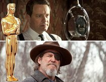 "Oscar-Nominierungen: Duell zwischen Firth in ""King's Speech"" und Bridges in ""True Grit"""