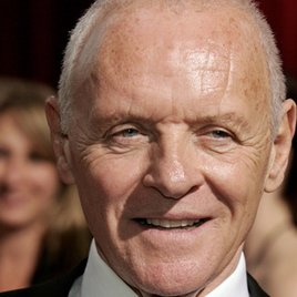 Anthony Hopkins als Meisterregisseur Alfred Hitchcock