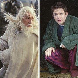 """""""The Hobbit"""": Ian """"Gandalf"""" McKellen vom 3D-Dreh fasziniert"""
