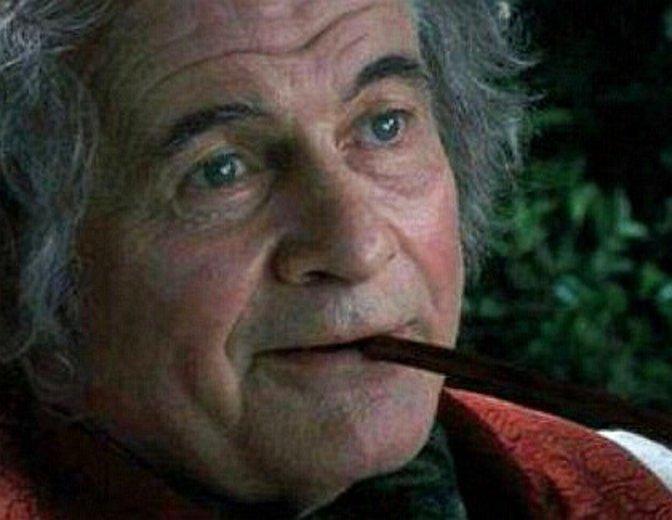 Ian Holm Bilbo Beutlin