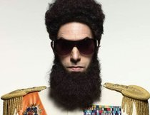"Als ""Dictator"" enterte Sacha Baron Cohen New York per Kamel"
