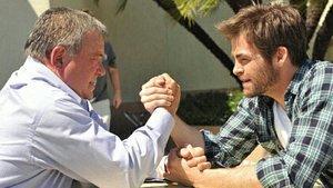 Star Trek: Armdrücken zwischen Alt-Kirk William Shatner und Nachfolger Chris Pine