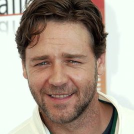Russell Crowe sagt Übergewicht den Kampf an