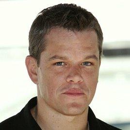 Matt Damon soll US-Präsident werden
