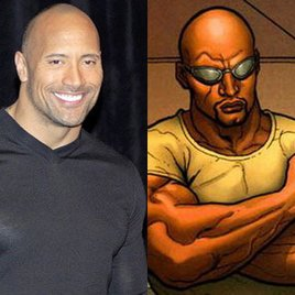 "Dwayne ""The Rock"" Johnson will ""Luke Cage""-Rolle"