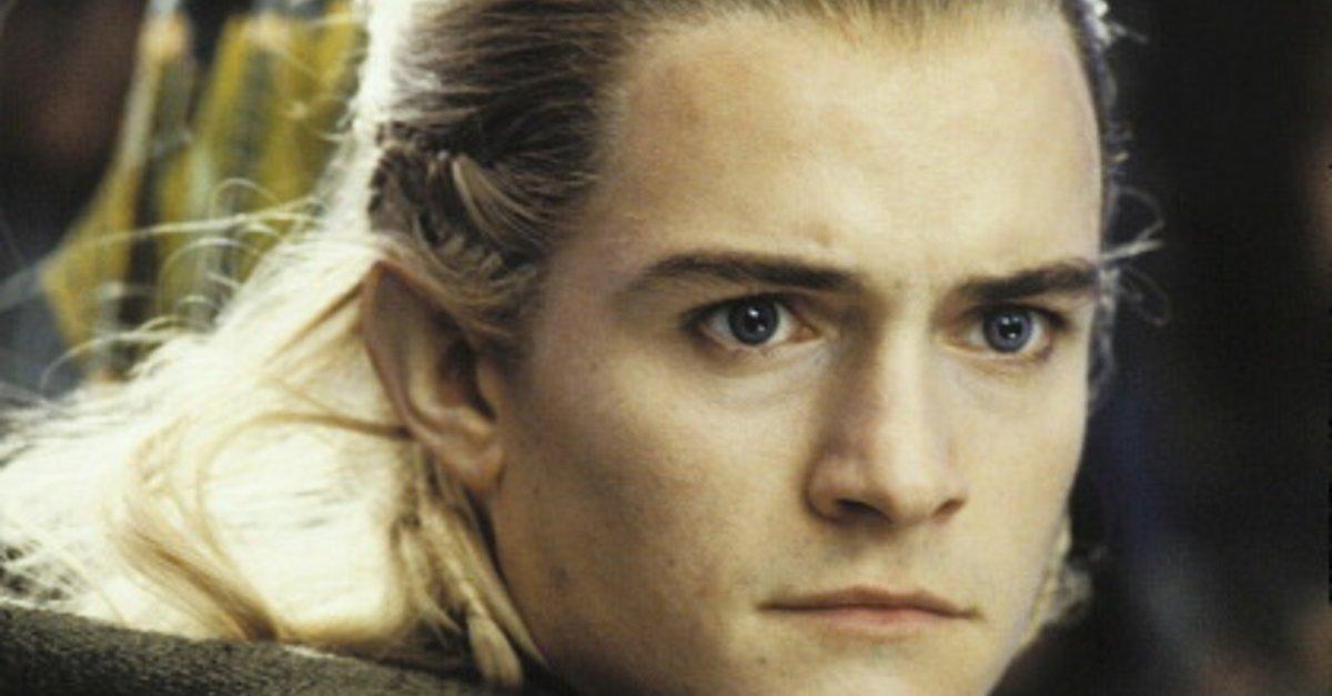Der Hobbit Orlando Bloom Meistert Jungeren Legolas Kino De