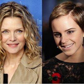 Botox und Skalpell - Michelle Pfeiffer vs. Emma Watson