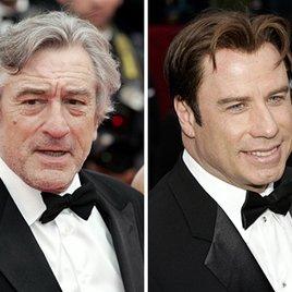 Robert De Niro und John Travolta im Todesduell