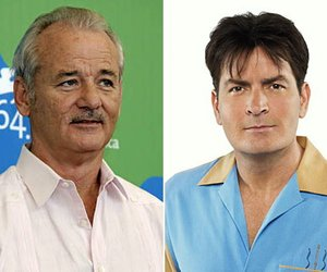 Bill Murray dreht mit Charlie Sheen