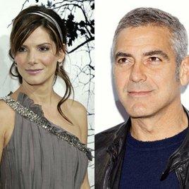 """Clooney und Bullock allein in """"Gravity"""""""