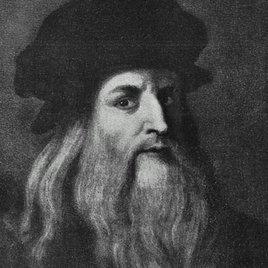 Leonardo da Vinci wird ein harter Kinoheld