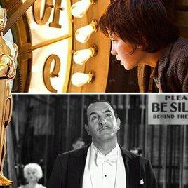 """11 Oscar-Nominierungen für Kinderfilm """"Hugo Cabret"""", 10 für Stummfilm """"The Artist"""""""