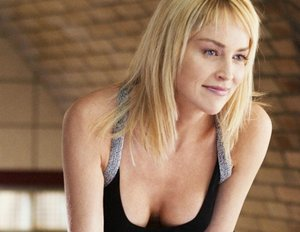 Sharon Stone in neuem Sex-Thriller