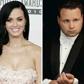 Katy Perry heiratet Paul Potts