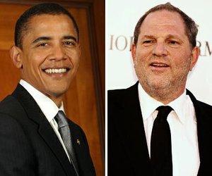Obama schickt Hollywood-Produzent Weinstein Filmtipp
