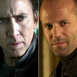 Jason Statham soll Nicolas Cage spielen