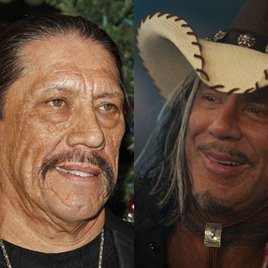 "Teufel Mickey Rourke dealt mit ""Machete"""