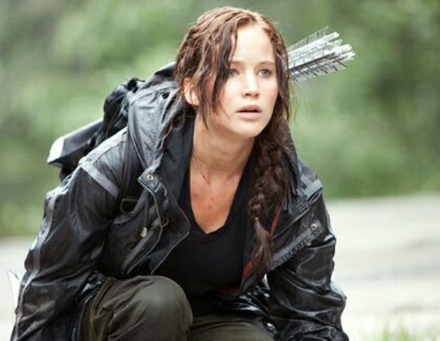 Panem Haarfarbe Für Jennifer Lawrence Kostete 20000 Kinode