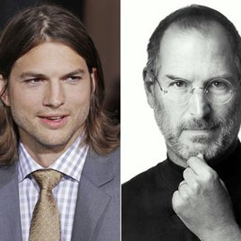 Ashton Kutcher soll Apple-Genie Steve Jobs spielen
