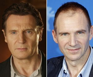 Liam Neeson fälscht Autogramme von Ralph Fiennes